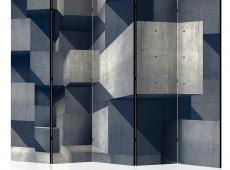 Paraván - Concrete city II [Room Dividers]